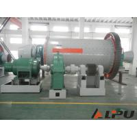 China Energy Saving Mining Ball Mill 900x1800 For Building Material , Glass , Ceramic wholesale