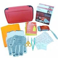 China Essential Road Safety Kit with Carry Case , item# 1041 wholesale