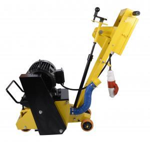 China Portable Asphalt Milling Machine , Durable Walk Behind Scarifier Long Life Span on sale