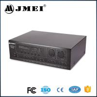 China 8Ω Karaoke Mixer Amplifier Professional Sound System Bluetooth USB 300W wholesale