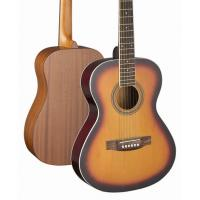 China 36 inch 3/4 Size Spruce Solidwood Western Guitar / Wood Acoustic Guitar TP-AG08 wholesale