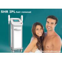China multifunctional IPL SHR E-light hair removal machine / IPL hair removal 16*50mm big spot size 3 system in 1 machine wholesale