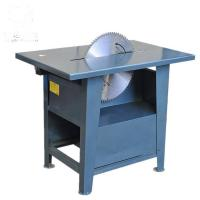 China MJ heavy duty compact table circular saw machine for firewood wholesale