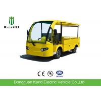 Buy cheap 700KG Small Electric Cargo Van Airport Luggage Cart 2 Seats With CE Certificate from wholesalers