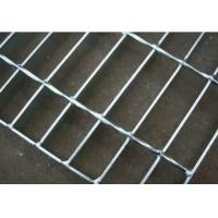 China Anti Corrosion Galvanized Metal Grating / Car Wash Drain Grates With Frame Customize Size wholesale