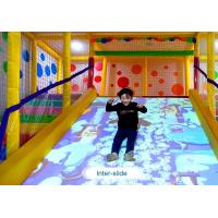 China Interactive floor game projector interactive projection wall children game machine wholesale