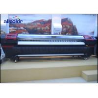 China Crystaljet 4000 Solvent Based Inkjet Printer With Seiko 510 35/50PL Printhead wholesale