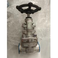 China Forged Steel Globe Valve 1/2 300LB wholesale