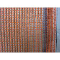 China Orange Personnel Construction Safety Netting / Debris Net 40gsm - 200gsm wholesale