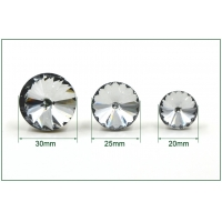 China Furniture Accessory Sofa Decorative Acrylic Buttons for furniture wholesale