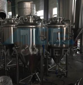China beer fermentation tank 1500 liter wine fermentation tank Wine mash system/Beer fermentation tank wholesale