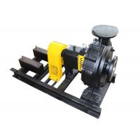 China Liquid Non Clog Sewage Pump , Papermaking Process Industrial Sump Pump Systems wholesale