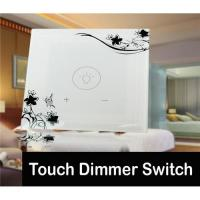 China High quality light dimmer switch,touch function dimmer switch wholesale