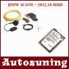 China BMW ICOM BMW ISIS ISID A+B+C with 2012.10 Multi-language HDD wholesale