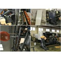 China Hydraulic Paper Reel Cutting Machine / Rotary Jumbo Roll Slitting Machine wholesale
