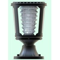 China Hot Sale Solar Mosquito Pillar Lamp Garden Lighting Solar Fence Post Cap Light For Garden Decorating wholesale