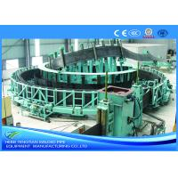 China Carbon Steel Tube Mill Auxiliary Equipment Adjustable Size  cage spiral loop wholesale
