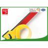 China Self Gripping Die Cutting hook and loop Wire Tie / Magic Hook Loop Cable Ties wholesale