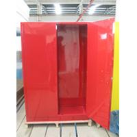 Quality Fireproof Corrosive Chemical Storage Cabinets For Diesel / Engine Oil / for sale