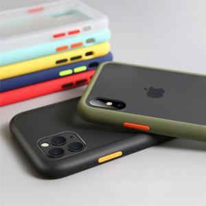 China Transparent Silicone Iphone 11 Lifeproof Case wholesale