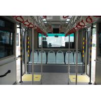 Quality Large Capacity Low Carbon Alloy Aero Bus City Airport Shuttle equivalent to for sale