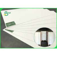 China 230GSM - 400GSM One Side Coated Ivory Paper Board For Industry Packaging wholesale