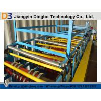 China 1250mm Feeding width Corrugated Roll Forming Machine  for Simple House wholesale
