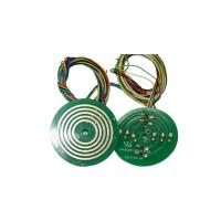 China 5 ckt 2A Pancake Slip Ring with PCB Board Design with Separate Rotor and Stator wholesale