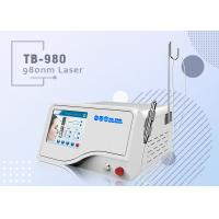 Buy cheap 980nm Laser Vascular Removal Machine for Dermatologist Clinic / Beauty Salon product