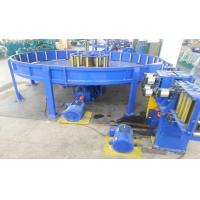 Quality Galvanized Steel Strip Welded Straight / Square Pipe Mill Line ZG50 for sale