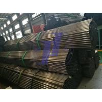 China Seamless Welding Round Precision Steel Tubing 0.5 - 6.0mm Wall Thickness wholesale