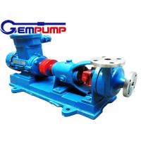 China AFB Horizontal Corrosion Resistant Chemical Centrifugal Pump 0.75KW ~ 55KW wholesale
