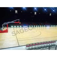 China High Definition Advertising Led Display SMD3528 , Led Video Wall Panels For Basketball Match wholesale