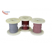 China Superfine PFA Insulated Thermocouple Cable Type KX IEC584 wholesale