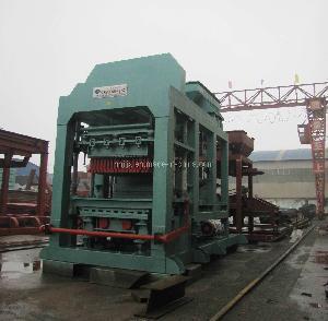 China Fly Ash Block Making Machine on sale