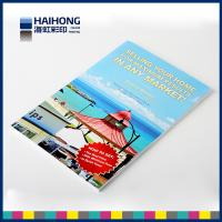 China Personalized Paperback art book printing glossy or matte film lamination wholesale