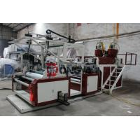 China Three Layers Stretch Film Extruder Machine HDPE / LDPE Material wholesale