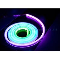 Buy cheap 16.4ft 5M Waterproof 5050 SMD RGB Flexible LED Strip Lights Color Changing Decoration Lighting product