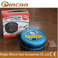 China 57cm Rope Low Profile Tire Inflation Air Inflator Pump 16mm Cylinder wholesale