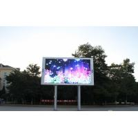 China High Quality Waterproof P10 Aluminum Module  Outdoor Advertising LED Screen   billboards Signs wholesale
