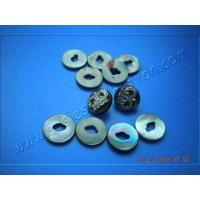 Quality Black MOP Shell Button Wholesales for sale
