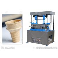 China GELGOOG Ice Cream Cone Machine Electric Non Stick Mold With Teflon Coating wholesale