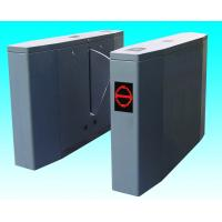 China 304 stainless steel flap with acrylic glass of flap arm barrier security gate barrier wholesale