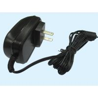 China Two Led Color Indicate Wall Mount Battery Charger 12VDC 1A Charger Mexico USA Canada Area wholesale