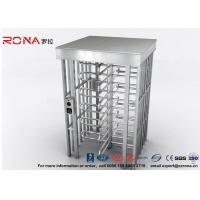 China Indoor Or Outdoor Pedestrian Turnstile Security Systems Semi-Auto Mechanism Housing With CE Approved wholesale