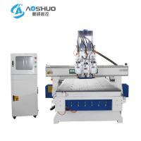 China Computer Control CNC Router Wood Carving Machine 2.2kw 3.0 Kw 4.5kw 6.0kw Spindle wholesale
