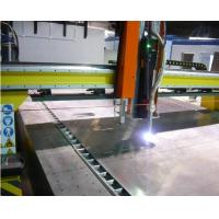 China Custom Industrial CNC Plasma Cutting Machine for Cutting Aluminum / Stainless Steel wholesale