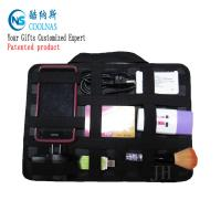 China Neoprene Storage GRID Gadget Organizer / Travel Cord Organizer on sale