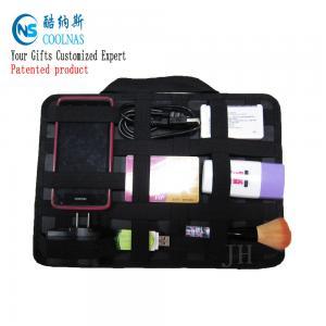 China Neoprene Storage GRID Gadget Organizer / Travel Cord Organizer wholesale