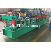 Buy cheap Africa Pouplar Ridge Cap Roll Forming Machine For Roof Tile/IBR Roof Sheet from wholesalers